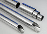 Acier inoxydable 202/201 de pipe inoxidable décorative Polished