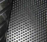 La agricultura alfombrilla de goma de caucho /estable Mat/vaca alfombra de goma negro