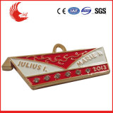 製造業者の提供の高品質の金の絵画メダル