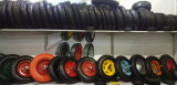 Пневматическая резиновый автошина покрышки резины дюйма 2.50-4 колеса 8