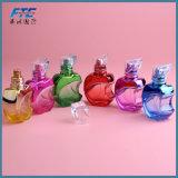 Appleのスプレーの香水瓶の芸術のスプレーヤーが付いているガラス香水瓶