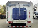 Spazzatrice della pavimentazione di Isuzu 1300 galloni di aspirazione di kit sporco del camion