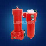 Filtre à huile hydraulique d'égalité élevée duplex d'installation de sortie technique des aéronefs