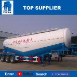タイタン40 CBM 50トン容量の大きさのセメントのトラックのトレーラー