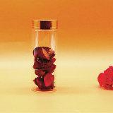 Os doces de borossilicato de alta qualidade que desejem jarra de vidro de garrafa de vidro