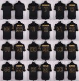 Abitudine nera verde del pullover di football americano dell'oro di Garcon Jackson Jones Kerrigan Knighton dei cugini di Washington dei bambini dei capretti delle donne del Mens qualsiasi nome qualsiasi numeri