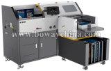 450books/H 2 transformam-se 1 máquina obrigatória industrial de livro vincar Softcover de A3 A4 e da colagem quente do derretimento
