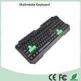 116 Ключи дешевый проводной игровой клавиатуры Мультимедиа
