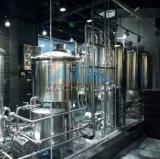 500L 600L 700L 800L 9bbl 10hl Commericalのビール醸造所装置、Brewhouse装置(ACE-THG-C8)