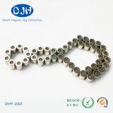 2016 gesintertes Magnetic Material Ring Shape NdFeB Magnet für Industry