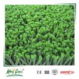 Erba artificiale della moquette sintetica dell'erba del campo di tennis