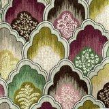 De de afgedrukte Bank van de Stoffering van het Huis van de Polyester van 100% Textiel en Stof van het Kussen