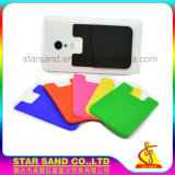Caso de que el arte más seguro con tarjeta de crédito Monedero, titular de la ID de silicona