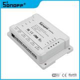 スマートなホームのためのSonoff 4CHプロWiFiのスイッチ