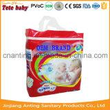 Fraldas para bebés sonolento descartáveis fabricante na China Barato preço de fábrica