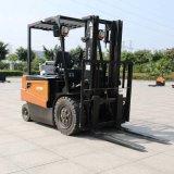 Empilhadeira eletrica de quatro rodas de tonelagem de baixa tonelagem com certificação CE Ceister (CPD30)