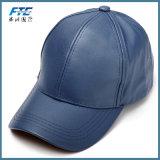 Chapéu de couro do plutônio Snapbakc do boné de beisebol do bordado