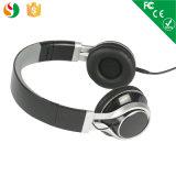Bester verkaufenqualitäts-schwarzer faltbarer Stereokopfhörer