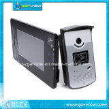"7 "" LCD CCTV-Monitor + Infrarotim freienkamera verdrahtetes videotür-Telefon"