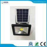 20W Senser портативный светодиодный индикатор на солнечной энергии аккумуляторов кемпинг прожектор
