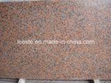 熱い販売床の装飾のためのG654/603/682の灰色か黒いか赤くか黄色カラー花こう岩の敷石のタイル