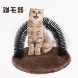 El cepillo de pelo de Gato rozar el removedor de arañazos de gato gato Juguetes