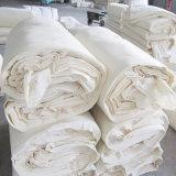 Pano 100% cinzento do algodão para o vestuário