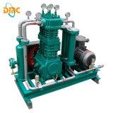 Compresor de aire sin aceite de alta presión