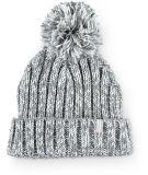 Acrylic Warm Winter Hatsによって2016の方法女性編まれる帽子の帽子