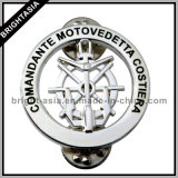 custom Four Logo Company Pin (BYH-10054)