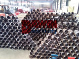 Pipe durcie de pompe concrète de l'Amérique Dn125 3m (45Mn2)