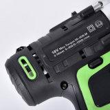 Goedkope Draadloze Boor met Boor van de Hand van de LEIDENE de Lichte Batterij van het Lithium Draadloze 12V voor Verkoop