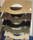 Место на кухонном столе, черного цвета на прилавке, серые и есть раковина/столешницами для кухни