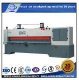 Holzbearbeitung-Maschinen-hydrostatischer Druck-Furnier-Blattscherer