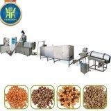 Chaîne de fabrication automatique d'aliment pour animaux familiers de grande capacité
