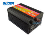 Invertitori di potere dell'invertitore di frequenza di Suoer 24V 220V 1000W (HAD-1000B)