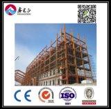 Entrepôt personnalisé par qualité de structure métallique (BYSS016)