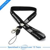 La sublimación de alta calidad ID Badge Lanyard poliéster Olímpico múltiples