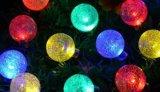 عطلة [هلّووين] حد خارجيّة شمسيّ [فيري ليغت] عيد ميلاد المسيح خيط