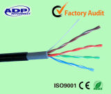 Cable de LAN/red al aire libre Cable/UTP Cat5e