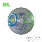 Bola de parachoques inflable de Zorb y balón de fútbol gigante de la burbuja