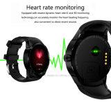 téléphone intelligent de la montre 3G avec le moniteur du rythme cardiaque K89h