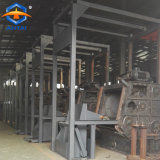 Qingdao Antai tuimelt het Vernietigen van het Schot Machine om de Kleine Delen van het Staal Schoon te maken