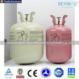 Cylindre de gaz remplaçable d'hélium de ballon de bouteille en acier du prix bas 22.4L petit