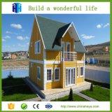 Vorfabrizierte Wohnarchitektur-gebrauchsfertige Landhaus-Entwurfs-Häuser