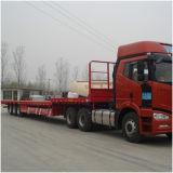 China-schwerer Laden-flaches Bett-halb Schlussteil