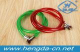 Yh1367はより長い寿命ケーブルユニバーサルロックワイヤーバイクロックを防水する