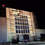 Revestimento de PVDF clima excelente prova Painel fachada de alumínio (AF-404)