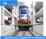 Automatisch het Systeem van het Parkeren van de Auto van de Stapelaar met CePxd