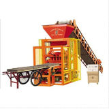 Полуавтоматная машина делать твердого кирпича цемента (QTJ4-26A)